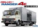 FUJIMI 1/32 TR10 日野 HINO RANGER 4E 貨卡 鋁製車身式樣 富士美 011608
