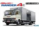 FUJIMI 1/32 HT5 日野 HINO RANGER 4E 貨卡 鋁製車身式樣 富士美 011875