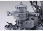 FUJIMI 1/200 裝備品4 戰艦 大和 艦橋後部 中央構造 富士美 020402