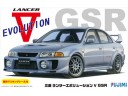 FUJIMI 1/24 ID100 三菱 MITSUBISHI Lancer Evolution V EVO5 富士美 039190
