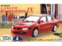 FUJIMI 1/24 CARES4 三菱 MITSUBISHI Lancer Evolution IX EVO9 富士美 077031