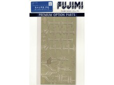 FUJIMI 1/3000 Gup1 軍港用 專用蝕刻片 富士美 114965