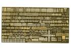 FUJIMI 1/3000 Gup6 軍艦島 端島 專用蝕刻片 富士美 116419