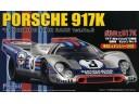 FUJIMI 1/24 RS84 Porsche 917K DX 附 蝕刻片 富士美 123882
