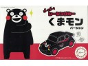 FUJIMI Kumamon4 賽車 熊本熊 富士美 170541