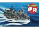 FUJIMI 丸艦隊13 伊勢 航空戰艦 蛋艦 富士美 組裝模型 421933