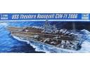 TRUMPETER 小號手 羅斯福號航空母艦 CVN-71 2006年 1/700 NO.05754 (T)