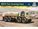 Italeri M978 油罐車 國軍有使用同款 Fuel Servicing Truck  比例 1/35 組裝模型