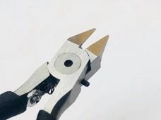 超薄 單刃 斜口鉗 模型剪 鋼彈 模型 MANWAH