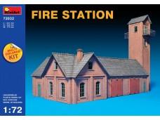 MiniArt Fire station NO.72032