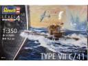 REVELL U-Boot Type VIIC /41 1/350 NO.05154