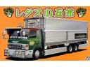 Aoshima 日本 貨櫃車 貨車 比例 1/32 卡車 需拼裝上色 009673