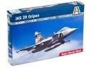 ITALERI  1306 - Scala 1 : 72  JAS39 Gripen  組裝模型 需黏著+上色