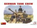 MiniArt GERMAN TANK CREW 1/35 NO.35003