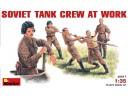 MiniArt SOVIET TANK CREW AT WORK 1/35 NO.35017