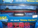 EASY MODEL USS. SSN-23 Jimmy Carter NO.37303