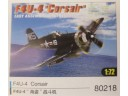 HOBBY BOSS F4U-4 Corsair NO.80218