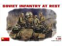 MiniArt SOVIET INFANTRY AT REST NO.35001
