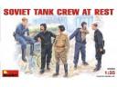 MiniArt SOVIET TANK CREW AT REST NO.35009
