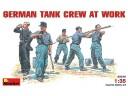 MiniArt GERMAN TANK CREW AT WORK NO.35010
