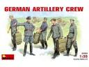 MiniArt GERMAN  ARTILLERY  CREW NO.35029 (GF)