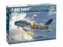 Italeri 1426 - Scala 1/72  F-86F F86 Sabre 軍刀機 組裝模型 需黏著上色