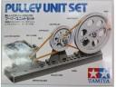 TAMIYA 田宮 滑輪單元組 含馬達 直徑11,20,25,30,50mm NO.70121