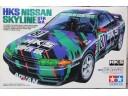 田宮 TAMIYA HKS NISSAN SKYLINE GT-R Gr.A 1/24 NO.24135  (水貼故障)