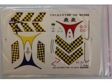F-86F 國軍用 1/48 水貼紙