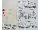 中華民國陸軍車輛單位標示 1/35 水貼紙